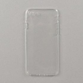 Силиконовый чехол для iPhone 7, тонкий, прозрачный Ош