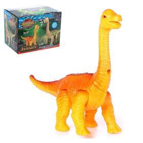 """Развивающая игрушка """"Динозавр"""" с проектором, ходит, световые и звуковые эффекты"""