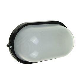 Светильник TDM НПБ1201, черный/овал 100Вт, IP54, SQ0303-0029 Ош