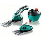 Аккумуляторные ножницы Bosch isio 3, для травы и насадка-распылитель
