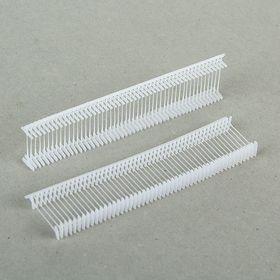 Набор соединителей пластиковых для пистолета-маркиратора 5000шт,длина 1,5см