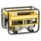 Генератор бензиновый DENZEL GE 2500, 2.5 кВт, 220 В/50 Гц, 15 л, ручной старт