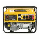 Генератор бензиновый DENZEL GE 7900, 6/6.5 кВт, 220 В/50 Гц, 25 л, ручной старт