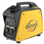 Генератор инверторный DENZEL GT-2100i, X-Pro, 2.1 кВт, 220 В, 4.1 л, ручной старт
