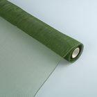 Сетка для цветов простая, оливковая 53 см х 6,5 м