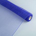 Сетка для цветов простая, синяя 53 см х 6,5 м