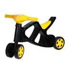 Толокар «Мини-байк», цвет жёлто-чёрный