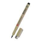 Ручка капиллярная для графических работ и каллиграфии Bruynzeel-sakura Pigma Graphic 1.0 мм чёрная (пигментные чернила)