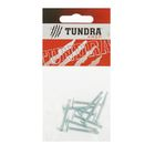 Саморезы с прессшайбой TUNDRA krep, 4.2х32 мм, сверло, 10 шт.