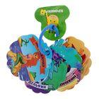 Книжка для игры в ванной «Мир русалочки» с пищалкой