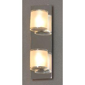 Светильник настенно-потолочный LSQ-3401-02, 8х26х9 см, 2xG9х40 Вт