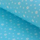 """Ткань для пэчворка """"Звёзды"""", 48х50см, 120г/кв.м, № 17"""