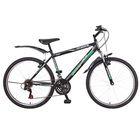 "Велосипед 26"" MTR Dynamite 120V, 2017, цвет черный-зеленый неон, размер 18"""