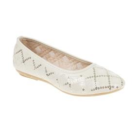 Туфли женские арт. OH3-3 (белый) (р. 39)