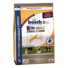 Сухой корм Bosch Mini Adult для собак мелких пород Ягненок/Рис, 1кг