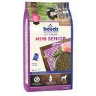 Сухой корм Bosch Mini Senior для пожилых собак мелких пород, 2,5кг