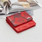 Кожелек жен 10-01-01 49981, 9,8*3*9,5, отд д/мелочи, красный