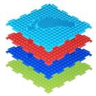 Массажный коврик 1 модуль «Орто. Ёлочка», цвета МИКС
