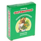 """Лакомство ЗООМИР """"Витаминчик"""" для кроликов, общеукрепляющий, 50 г"""