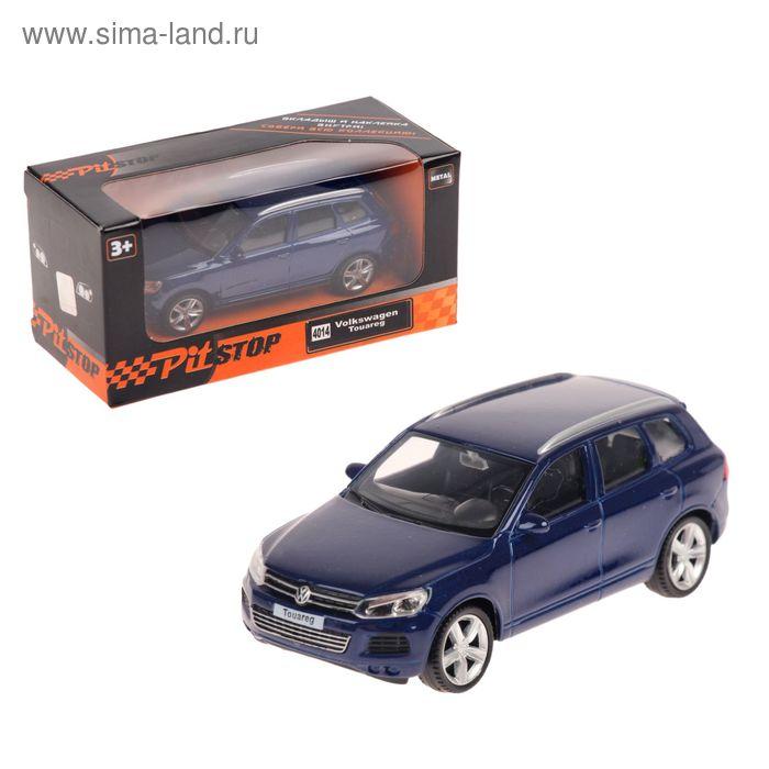 """Машина металлическа """"Volkswagen Touareg"""", масштаб 1:43"""