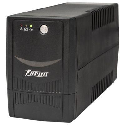 Источник бесперебойного питания POWERMAN Back Pro 600Plus, 600 ВА, 360 Вт, 220 В
