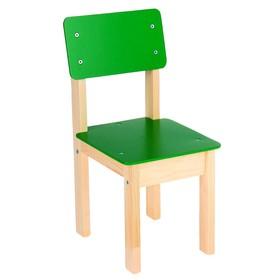 Стул детский №2 (Н=260), зеленый Ош