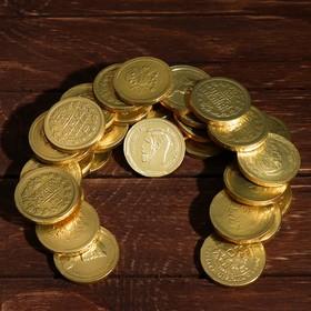 """Монеты в банке """"Старинные монеты"""" 6г, 50шт"""