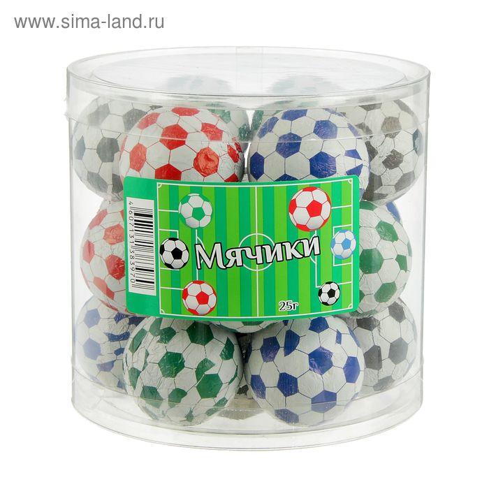 Мячики в банке 25г, 20шт