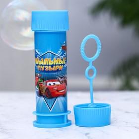 Мыльные пузыри 'Тачки и его друзья', Тачки, 45 мл Ош