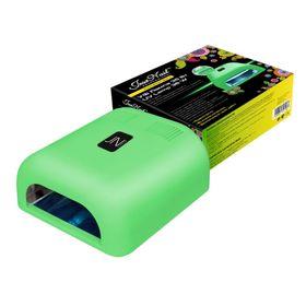 Лампа для гель-лака JessNail 2000, UV, 36 Вт, светло-зеленая Ош