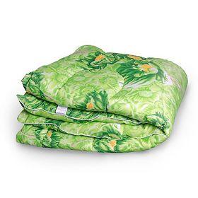 Одеяло 1,5сп 142х205 холлофайбер 200г/м, пэ 65г/м МИКС Ош