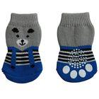 Носки Triol для собак, медведь, L