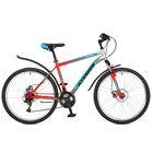 """Велосипед 26"""" Stinger Caiman D, 2017, цвет оранжевый, размер 18"""""""