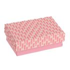 Коробка подарочная 8,5 х 5,5 х 3 см