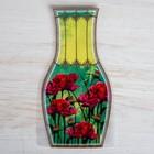 """Пакет для цветов (ваза) с открыткой """"Любимой мамочке"""""""