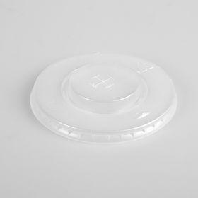 Крышка на стакан матовая, 9 см