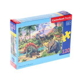 "Миди-Пазлы ""Динозавры"" 120 эл."