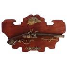 Сувенирное оружие на планшете «Мушкет»