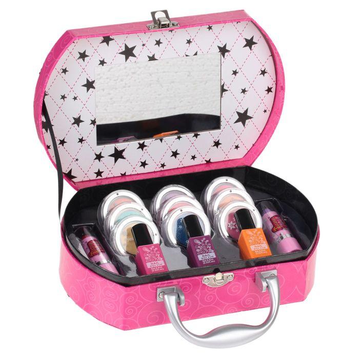 Купить набор детской косметики в шкатулке косметика гельтек купить в интернет магазине