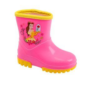 Сапоги детские ПВХ Disney арт. DRK00490-16-11-17 (розовый) (р. 27)