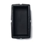 Форма для тротуарной плитки «Кирпич», 20 х 10 х 6 см, шагрень, Ф11018