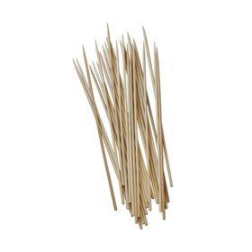 Палочка для шашлыка PAPSTAR 200 х 3 мм, дерево, 50 шт