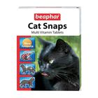 """Витамины Beaphar """"Cat snaps"""" 75шт, для кошек"""