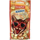 "Витамины Beaphar ""Kitties Mix"" 32,5г, йогурт, сыр, рыба для кошек"