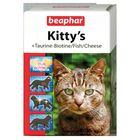"""Витамины Beaphar """"Kitty's"""" микс 180шт, для кошек"""
