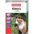 """Витамины Beaphar """"Kitty's"""" протеин 180шт, для кошек"""