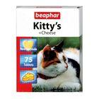 "Витамины Beaphar ""Kitty's"" сыр  75шт, для кошек"
