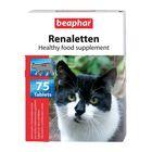 """Витамины Beaphar """"Renaletten"""" при болезнях почек 75шт, для кошек"""