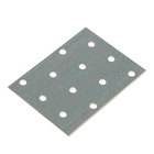 Пластина крепёжная, оцинкованная, 60 х 80 х 2 мм