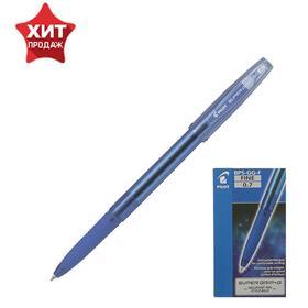 Ручка шариковая Pilot Super Grip G, узел 0.7мм, резиновый упор, стержень синий, BPS-GG-F (L)